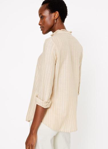 Marks & Spencer Bluz Camel